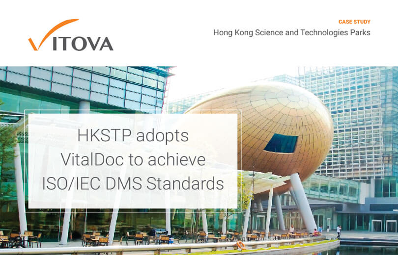 Achieve ISO/IEC DMS Standards | HKSTP